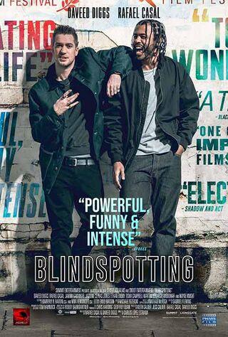 Blindspotting (2018) Main Poster