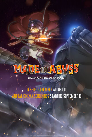 Made In Abyss: Dawn Of The Deep Soul (2020) Main Poster