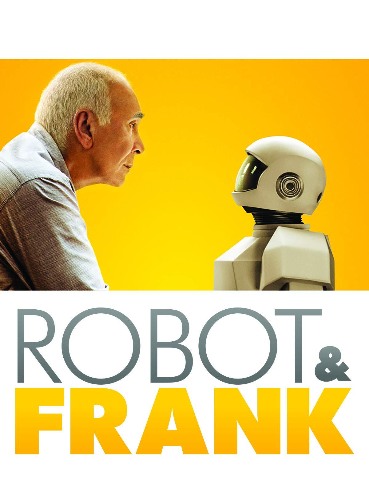 Robot & Frank (2012) Poster #3