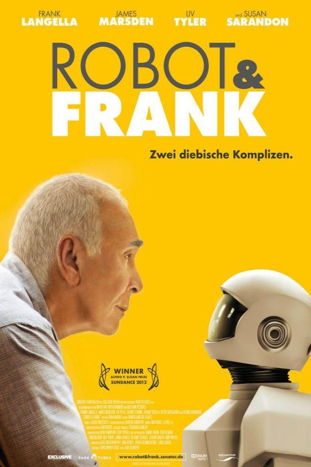 Robot & Frank (2012) Poster #4