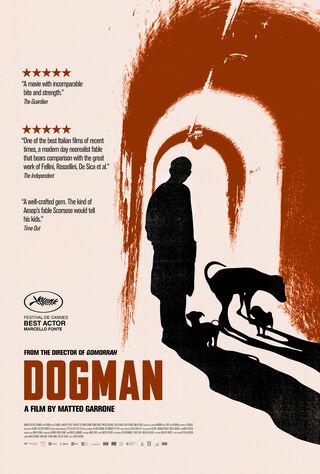 Dogman (2019) Main Poster