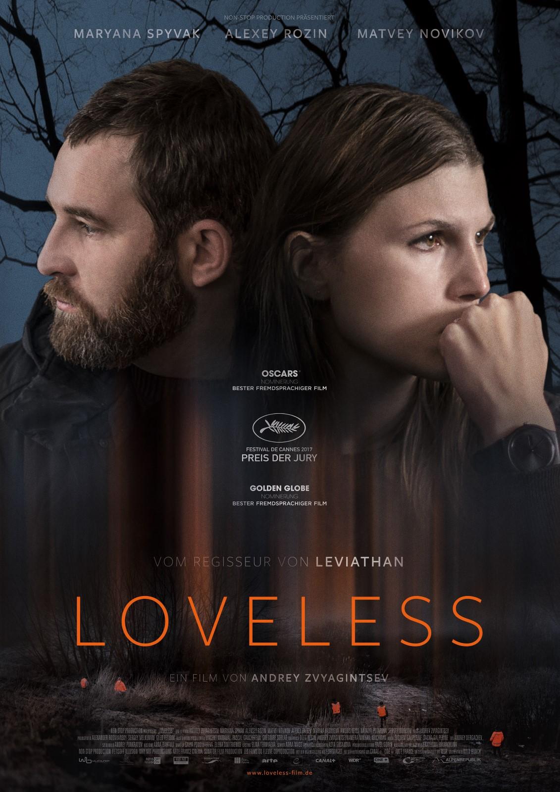 Loveless Main Poster