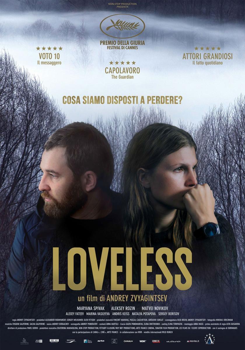 Loveless (2017) Poster #4