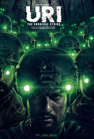 Uri: The Surgical Strike (2019) Main Poster