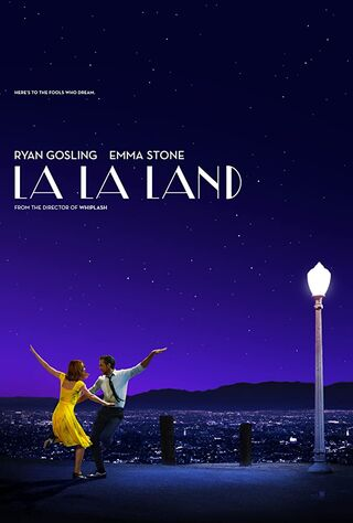 La La Land (2016) Main Poster