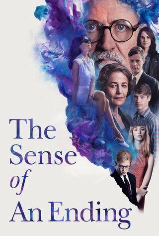 The Sense Of An Ending (2017) Main Poster