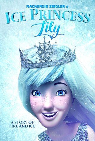 Ice Princess Lily (2018) Main Poster