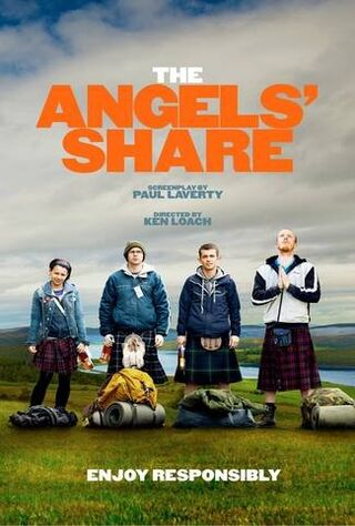 The Angels' Share (2012) Main Poster