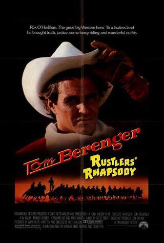 Rustlers' Rhapsody (1985) Main Poster