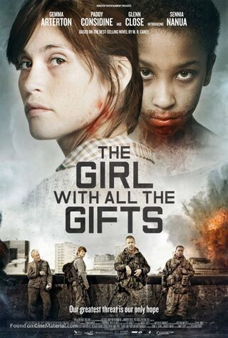 The Girl With All The Gifts (2017) Main Poster
