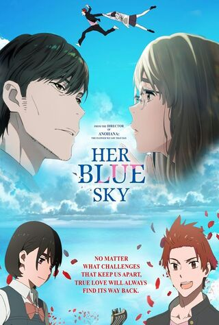 Her Blue Sky (2019) Main Poster