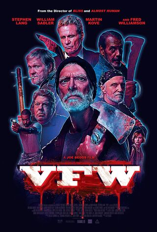 The Vets (2020) Main Poster