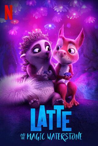 Latte & The Magic Waterstone (2020) Main Poster