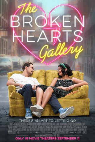 The Broken Hearts Gallery (2020) Main Poster