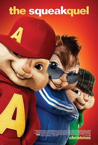 Alvin and the Chipmunks: The Squeakquel (2009) Main Poster