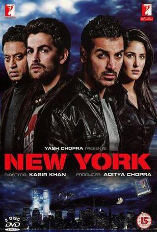 New York (2009) Main Poster