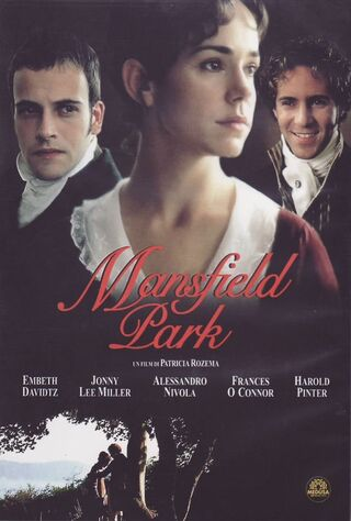 Mansfield Park (1999) Main Poster