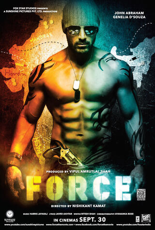 Force (2011) Main Poster
