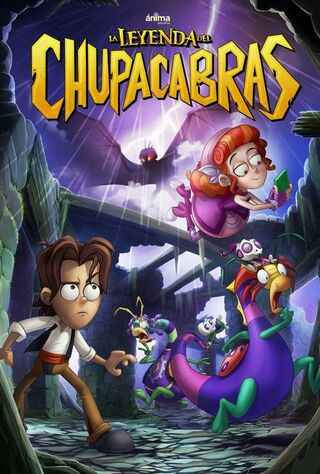 The Legend Of Chupacabras (2016) Main Poster