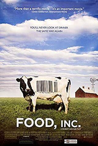 Food, Inc. (2009) Main Poster