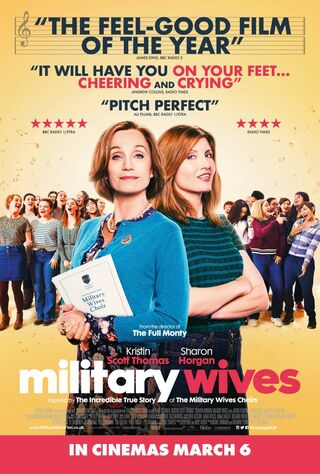 Military Wives (2020) Main Poster