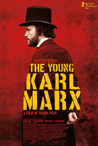 The Young Karl Marx (2018) Main Poster