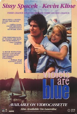 Violets Are Blue... (1986) Main Poster