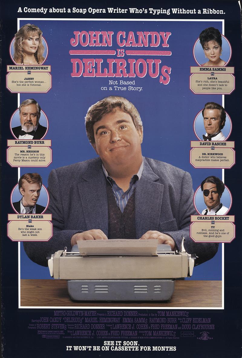 Delirious Main Poster