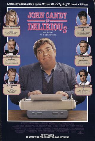 Delirious (1991) Main Poster