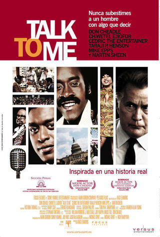 Talk To Me (2007) Main Poster