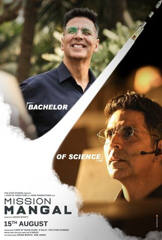 Mission Mangal (2019) Main Poster