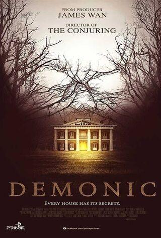 Demonic (2017) Main Poster