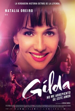 I'm Gilda (2016) Main Poster