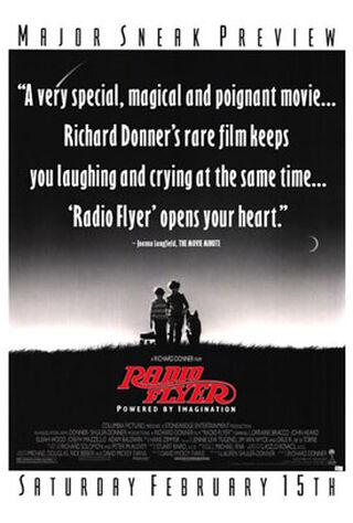 Radio Flyer (1992) Main Poster