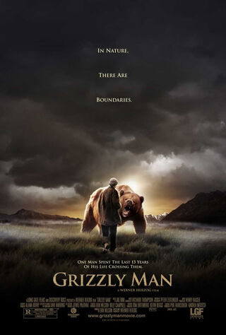 Grizzly Man (2005) Main Poster