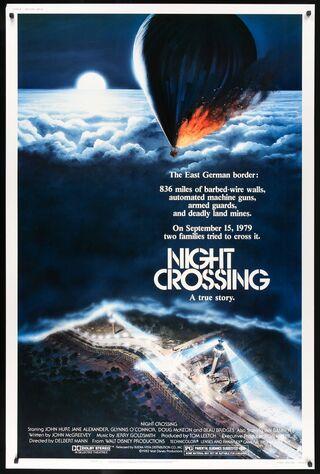 Night Crossing (1982) Main Poster