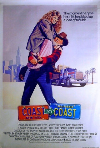 Coast To Coast (1980) Main Poster