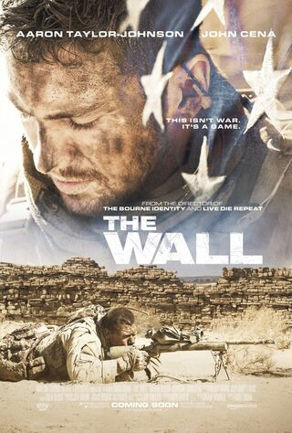 The Wall (2017) Main Poster