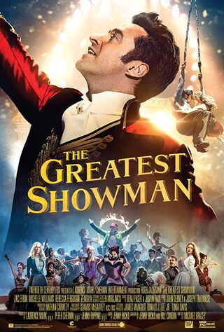 The Greatest Showman (2017) Main Poster