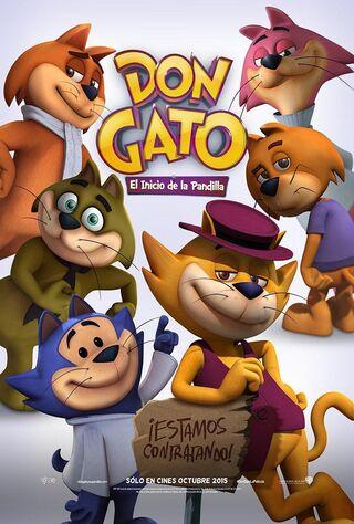 Top Cat Begins (2018) Main Poster