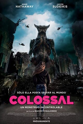 Colossal (2017) Main Poster