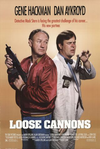 Loose Cannons (1990) Main Poster