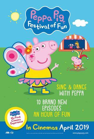 Peppa Pig: Festival Of Fun (2019) Main Poster