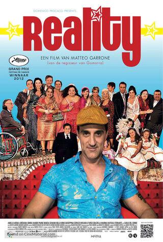 Reality (2012) Main Poster