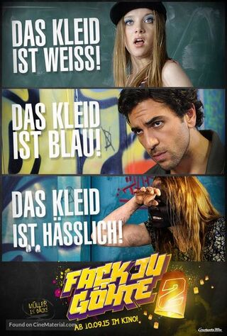 Fack Ju Göhte 2 (2015) Main Poster