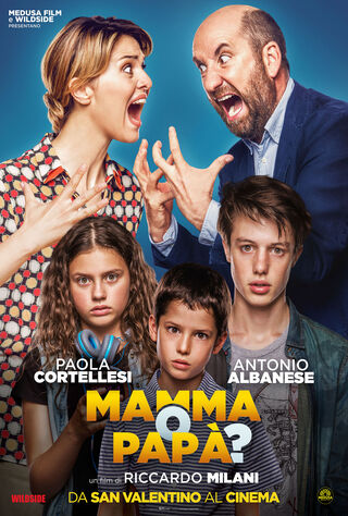Mom Or Dad? (2017) Main Poster