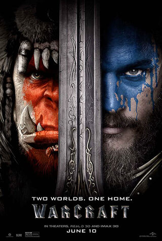 Warcraft (2016) Main Poster