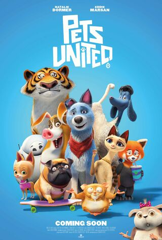 Pets United (2020) Main Poster