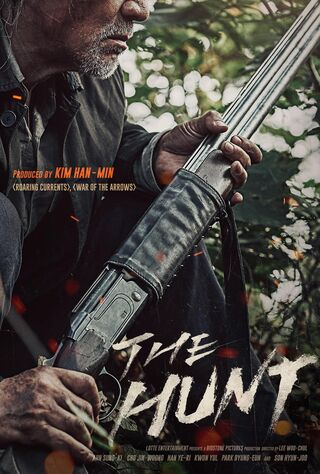 The Hunt (2016) Main Poster
