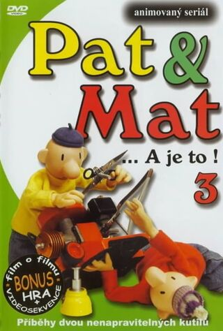 Pat A Mat: Zimní Radovánky (2018) Main Poster